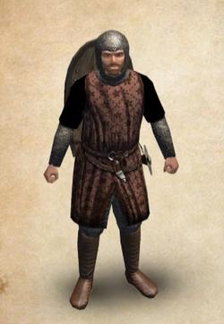 Castillian Squire