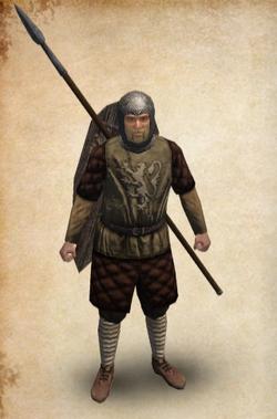 Leonese spearman urban