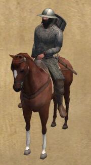 Franconian Horseman