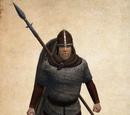 Leonese Spearman (rural)