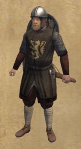 Rhenish Swordsman