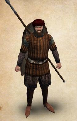 Andalusian Spearman