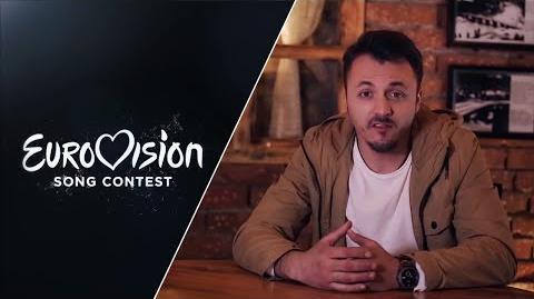 Daniel Kajmakoski (F.Y.R. Macedonia) plays Autumn Leaves on smartphone