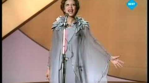 Eurovision 1976 - Sandra Reemer - The party's over