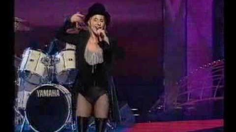 Nina Morato - Je suis un vrai garçon (France ESC 1994)
