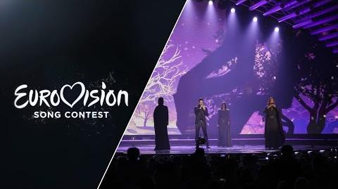 Genealogy - Face The Shadow (Armenia) - LIVE at Eurovision 2015 Grand Final
