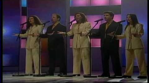 Eurovision 2000 10 Belgium *Nathalie Sorce* *Envie De Vivre* 16 9 HQ