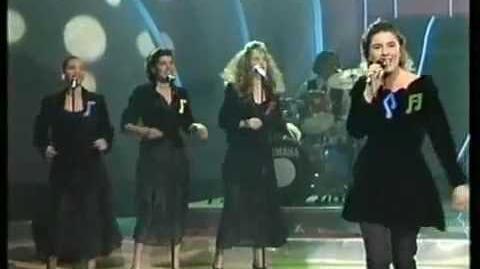 Eurovision Portugal 1990 - Nucha - Há Sempre Alguém