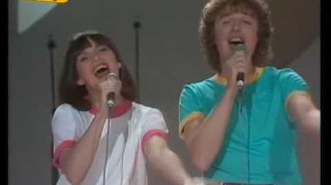 Eurovision 1980 United Kingdom - Prima Donna - Love enough for two