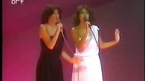 Eurovision 1978 Luxembourg - Baccara - Parlez-vous français?