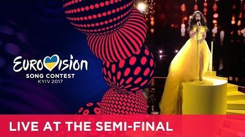 Timebelle - Apollo (Switzerland) LIVE at the second Semi-Final