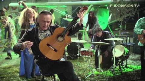 The Shin & Mariko - Three Minutes To Earth (Georgia) 2014 Eurovision Song Contest