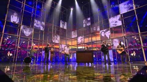 Firelight - Coming Home (Malta) LIVE Eurovision Song Contest 2014 Grand Final