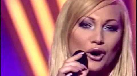Eurovision 1999 Sweden - Charlotte Nilsson - Take me to your heaven