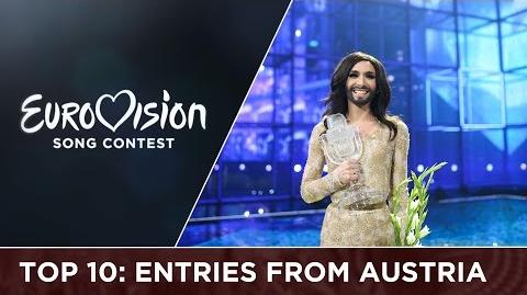 Top 10 Entries from Austria
