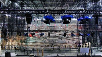 Building stage