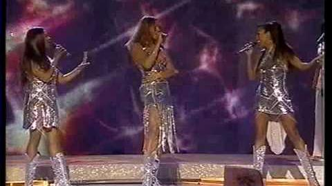 Eurovision 2002 - Afro-dite - Never let it go