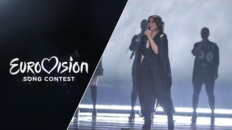 Trijntje Oosterhuis - Walk Along (The Netherlands) - LIVE at Eurovision 2015 Semi-Final 1