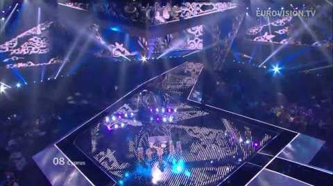 Ivi Adamou - La La Love - Live - Grand Final - 2012 Eurovision Song Contest