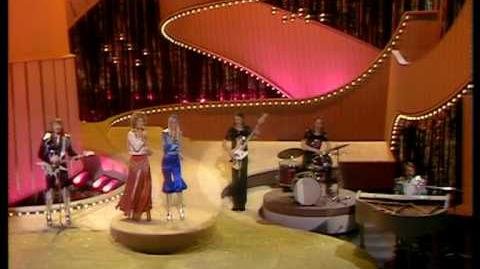 ABBA Waterloo Eurovision 1974 (High Quality)
