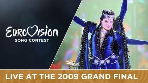 Inga & Anush - Jan Jan (Armenia) LIVE 2009 Eurovision Song Contest