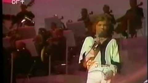 Eurovision 1978 Sweden - Björn Skifs - Det blir alltid värre framåt natten