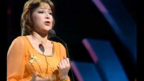 Eurovision 1977 - France - Marie Myriam - L'oiseau et l'enfant -HQ SUBTITLED-