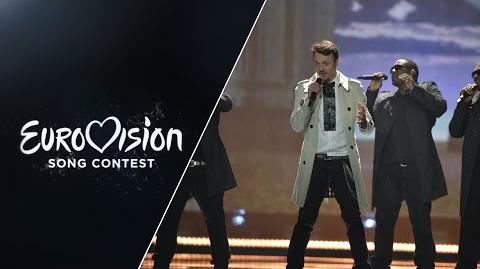 Daniel Kajmakoski - Autumn Leaves (F.Y.R. Macedonia) - LIVE at Eurovision 2015 Semi-Final 1