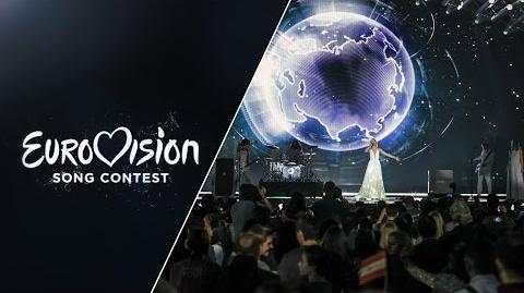 Polina Gagarina - A Million Voices (Russia) - LIVE at Eurovision 2015 Grand Final