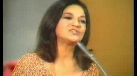 Eurovision 1969 - Frida Boccara - Un jour, un enfant