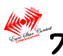 7 Euro Star Contest Congratulations