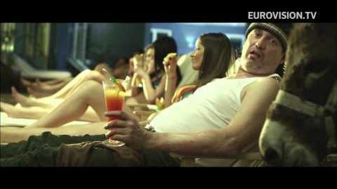 Rambo Amadeus - Euro Neuro (Montenegro) 2012 Eurovision Song Contest Official Preview Video