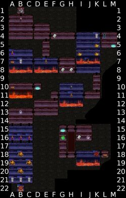 Princess Hunting Dungeon Meister-09-01 map