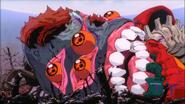 Evangelion Unit-02 face (EoE)