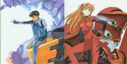 Refrain of Evangelion 01