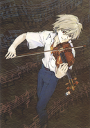 Kaworu Nagisa (Virtuoso) Artwork