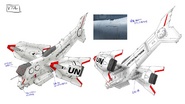 United Nations VTOL - Details