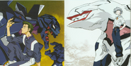 Refrain of Evangelion 02