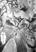 Eva-01 vs MPE (manga)