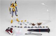Evangelion Unit 00 Revoltech (Rebuild) Merchandise