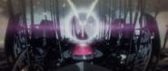 Yui's absorbed into Unit-01 (Rebuild)