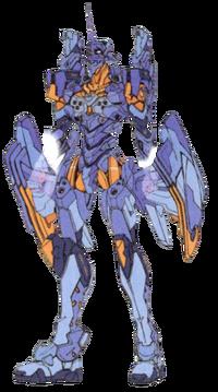 Super Evangelion with Vortex unit