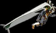 Evangelion Mark 09 (Rocket) Artwork