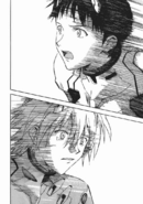 Shinji Kaworu shocked (manga)