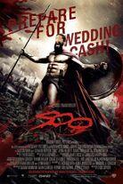Wedding cash 500 poster
