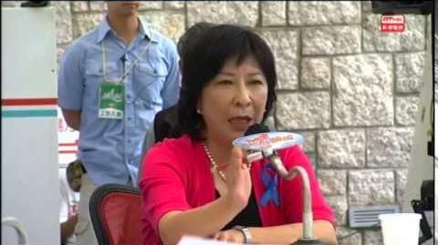 呢個選舉制度最公平 謝志𡶶秒殺蔣麗芸:公平係邊度?
