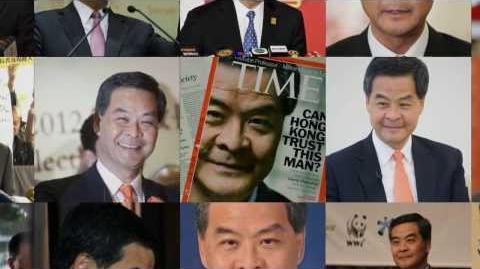 CY Leung -- Facebook Look Back 689臉書的驀然回首-1