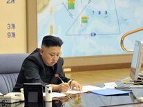 North korea kim & mac