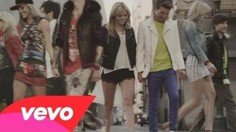 Hot Chelle Rae - Hung Up (Official Video)-0