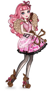 Profile art - C.A. Cupid